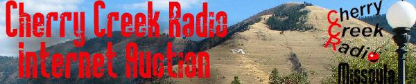 Cherry Creek Radio Internet Auction