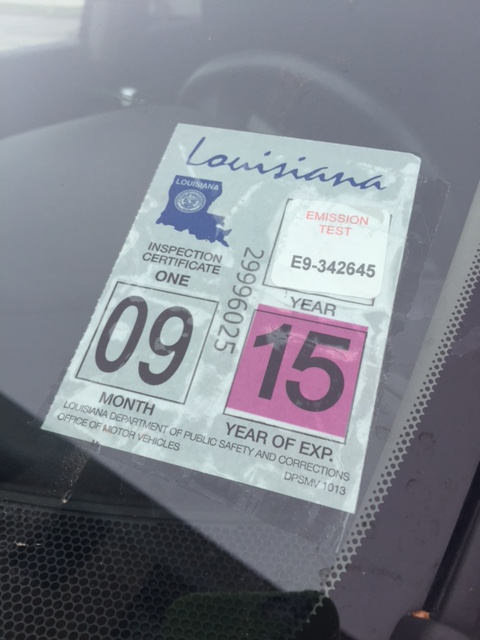 State Police discovering more counterfeit car inspection stickers