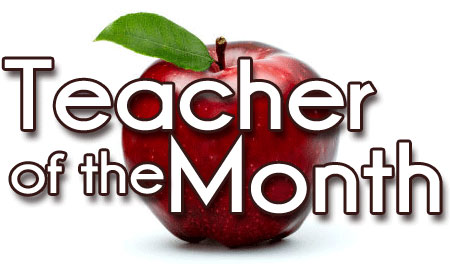 Nominate your favorite teacher!