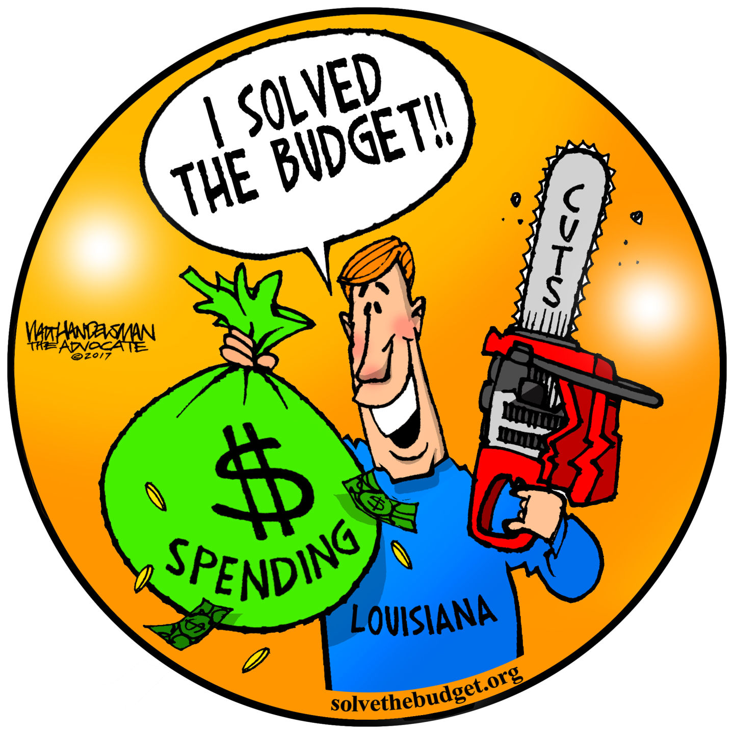 legislatures of louisiana solving the budget Based on gloomy revenue projections, legislatures and governors have enacted budgets for the 2011 fiscal year (which began on july 1, 2010 in most states) in many states these budgets contain cuts that go even further than those enacted over the past two fiscal years.